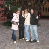 Me and the girls, Christmas in Zurich?
